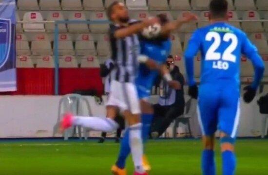 Beşiktaş'a elle oynamak serbest