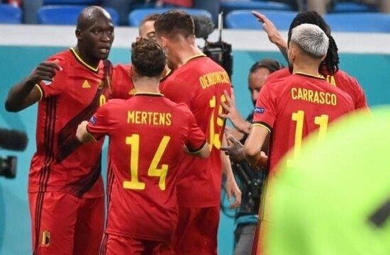 Belçika 3 golle EURO 2020'ye merhaba dedi
