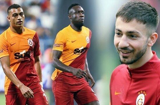 Galatasaray'da 1. forvet kim olmalı? İşte anket sonucu