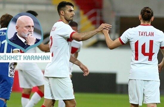 """Hikmet Karaman, EURO 2020: """"Sürprizi Türkiye yapar"""""""
