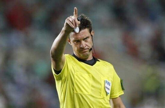 Lazio maçının hakemi belli oldu!