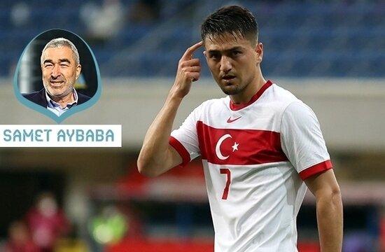 """Samet Aybaba, EURO 2020: """"Gruptan lider çıkacağız"""""""