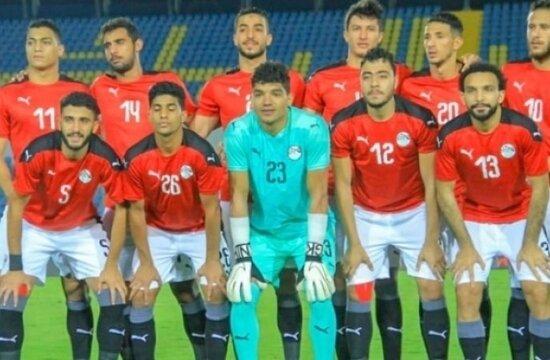 Mustafa Muhammed 2 golle Mısır'a galibiyeti getirdi