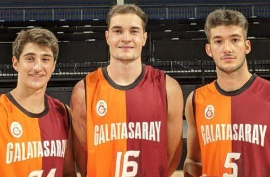 Galatasaray NEF ve NEF Vakfı Spor Kulübü'nden gençlik aşısı