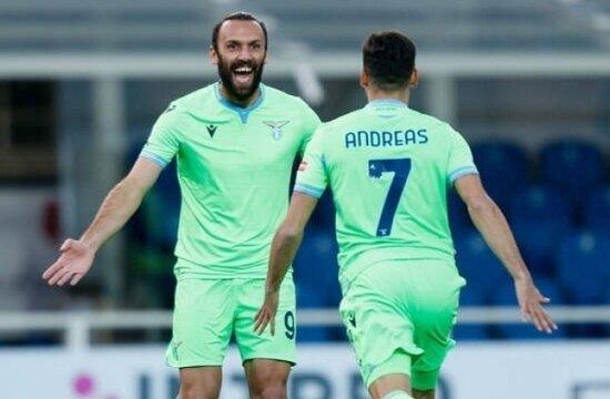 Lazio Galatasaray'a karşı Vedat Muriqi'i hazırlıyor
