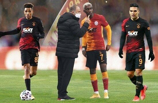 Galatasaray'da cevabı merak edilen sorular!