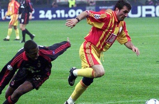 Hagi'nin Galatasaray hikayesi!