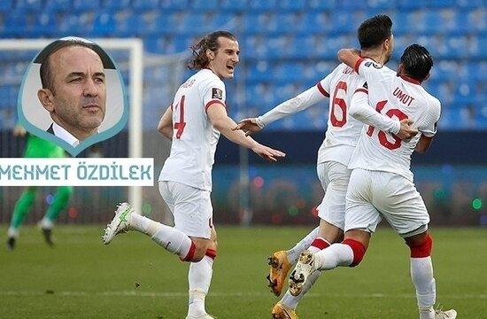 """Mehmet Özdilek, EURO 2020: """"Avrupa için sürpriz"""""""