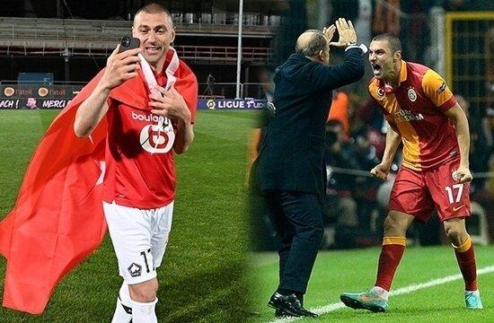 """Luis Campos: """"Burak Yılmaz'ı Galatasaray'da keşfettim"""